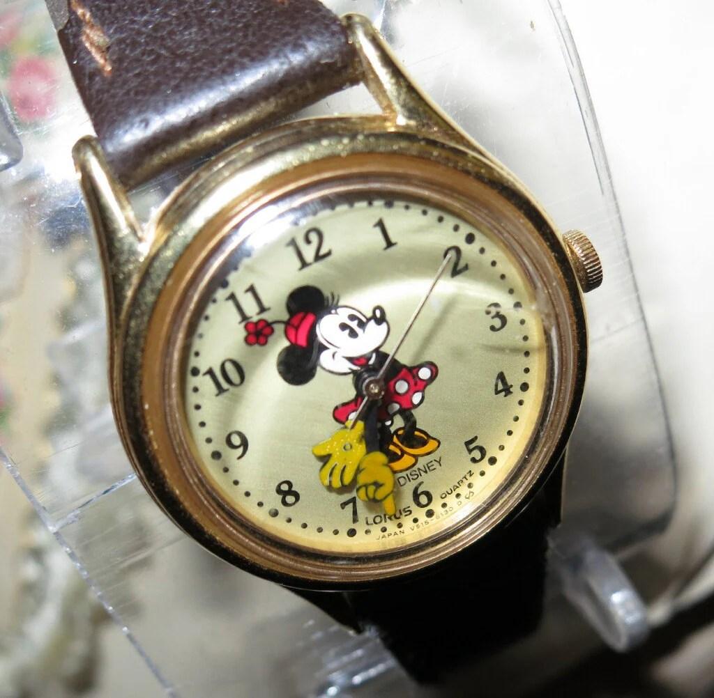 Vintage Disney Minnie Mouse Watch