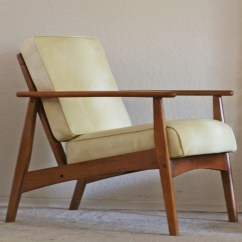 Lounge Chair Modern Pink Salon Styling Reserved For Cathrin Mid Century