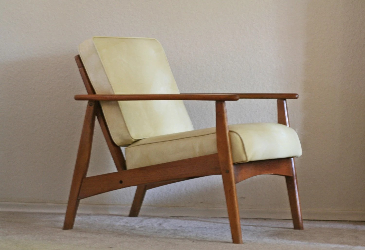 Mid Century Lounge Chair Reserved For Cathrin Mid Century Modern Lounge Chair