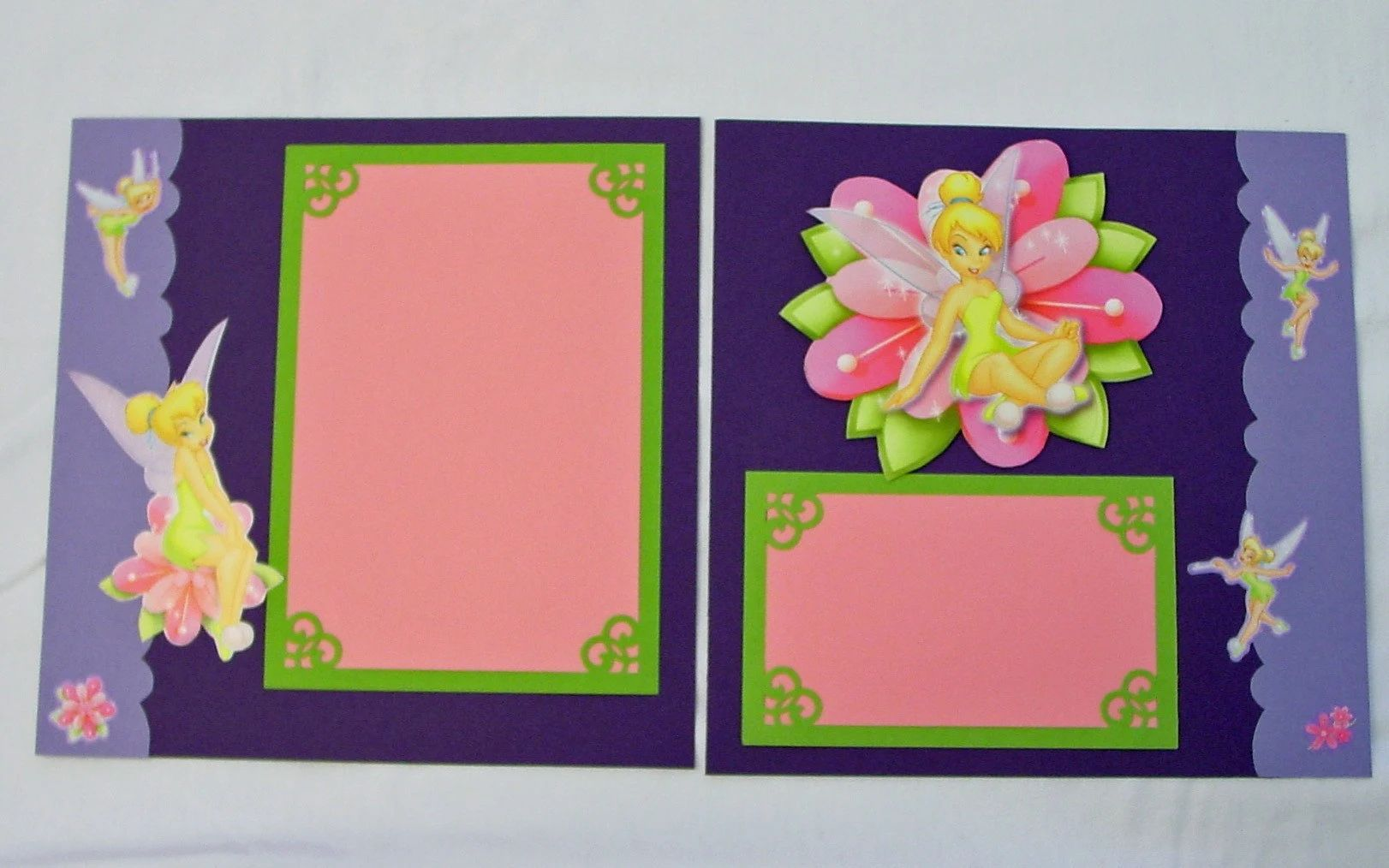 tinkerbell layout