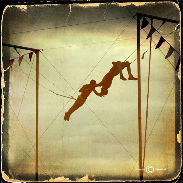 Circus Trapeze 've