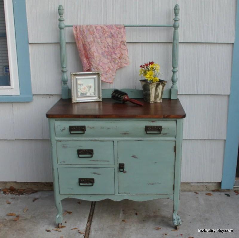 Refinished Antique Dresser or wash stand