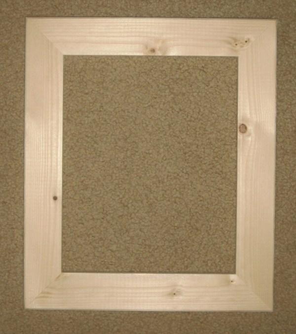 Unfinished Frames 10 8x10