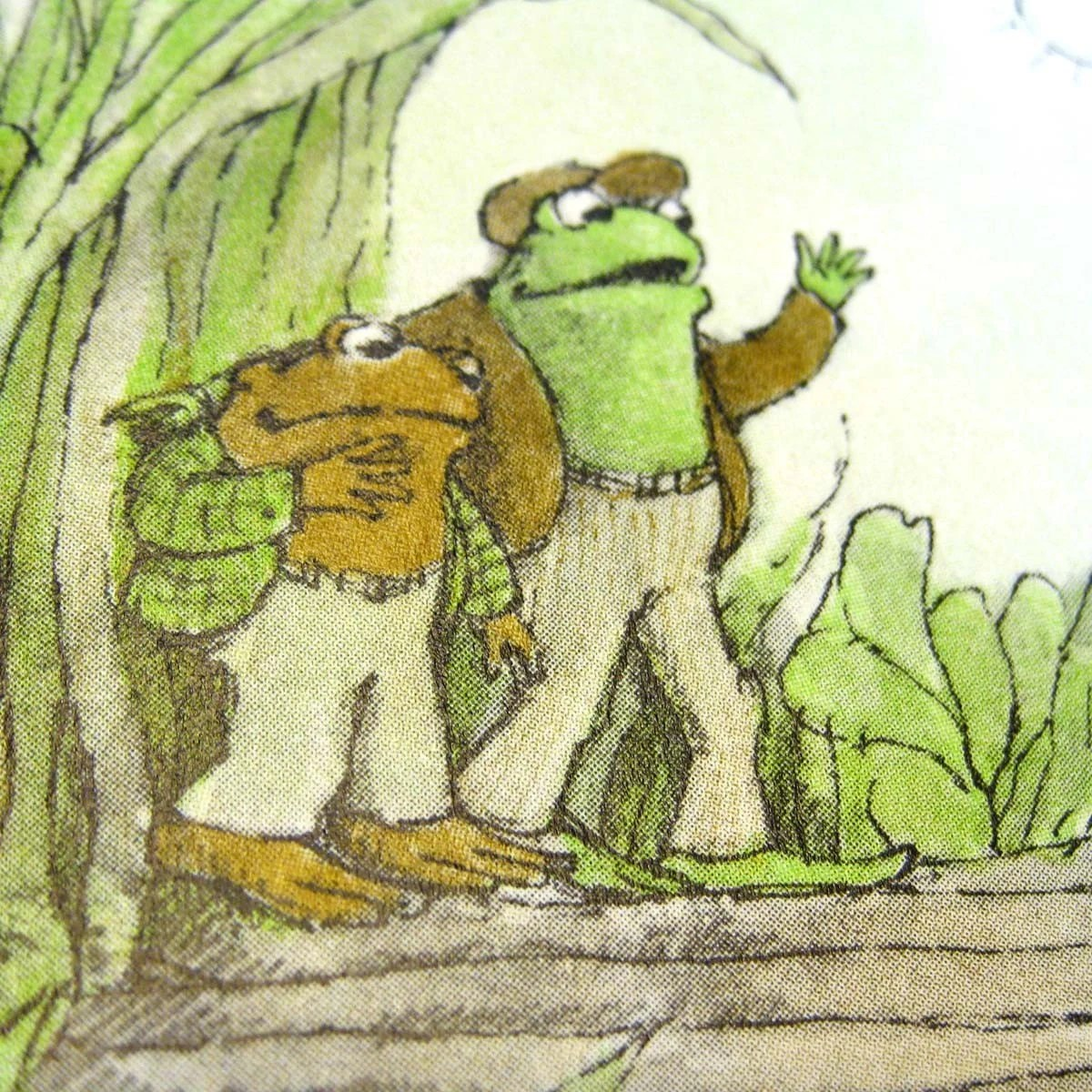 Frog And Toad Together By Arnold Lobel By Backstashandbygones