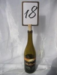 Vintage Wine Cork Table Number Holders-Set of 10