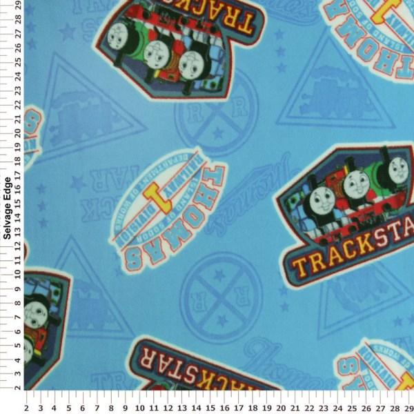 Thomas & Friends -sew Fleece Nap Blanket Micmo
