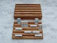 Domino Rack 5 Row Set of 4