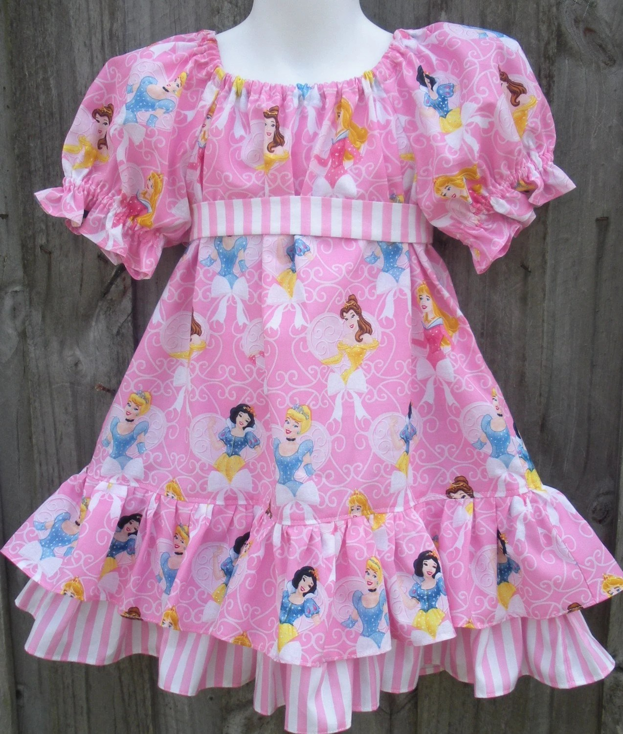 Disney Princess Peasant Dresses