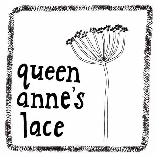 Items similar to Queen Anne's Lace (art print) on Etsy