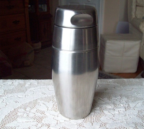 Alessi Cocktail Shaker Stainless Steel