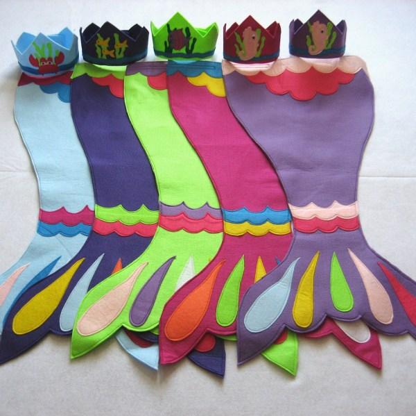 Mermaid Costume Sewing Pattern Ebook Instant