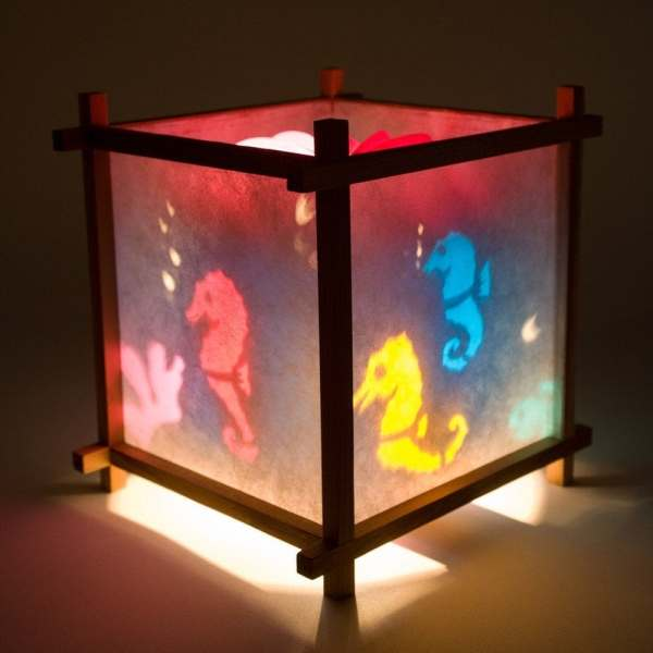 Paper Lanterns Decorative Lantern Small Lamp kids Night