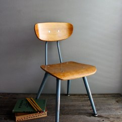 Wooden School Chairs Theo A Kochs Barber Chair Value Classic Wood