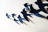 20 3D Bird Wall Art
