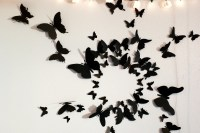 50 3D BUTTERFLY WALL ART CIRCLE BURST BY LEESHAY ON ETSY ...