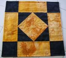 Amish Diamond Mini Quilt