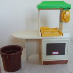 Little Tikes Chairs Wooden Chair Design And Price Dollhouse Kitchen Furniture 6 Pieces Green Yellow