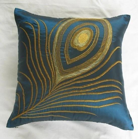 Pillow Teal Throw Pillows