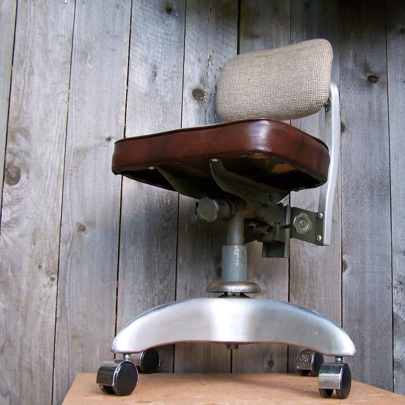 Industrial Office Chair Vintage Industrial Office Chair