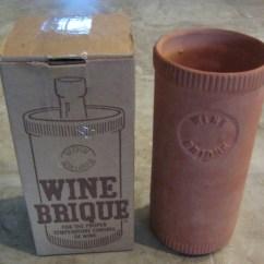 Countertop Organizer Kitchen Cabinet Sale Wine Brique Cooler Chiller Terra Cotta Natural