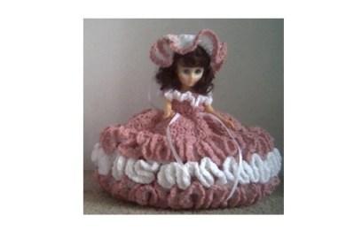 Crochet Doll Bed Pattern