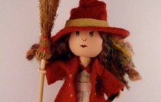 Lovely Kitchen Witch Doll That Will Impress