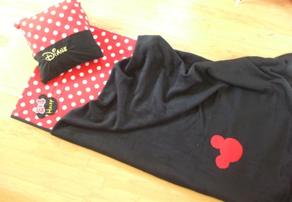 Items Similar Kindermat Cover - Embroidered Minnie