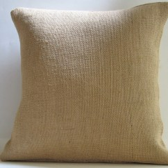 Burlap Sofa Chair Hemnes Table Baskets Couch Covers 28 Images Pillows