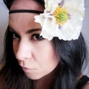 hippie flower headband bohemian