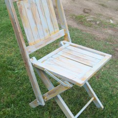 Academy Beach Chairs Organza Wedding Chair Covers Vintage Folding Sunday School Wooden Deck Beachy