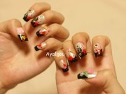 nails zombie fake 3d