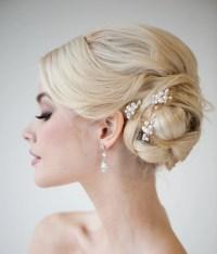 Bridal Hair Pins Wedding Hair Pins Swarovski Hair Pins