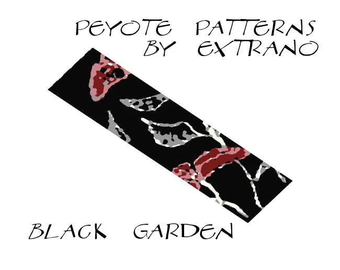 Peyote bracelet pattern wide cuff pattern even peyote