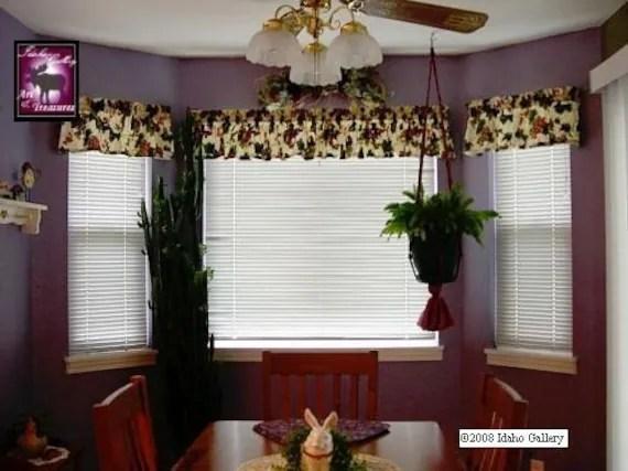 vineyard kitchen decor drop ceiling lighting tuscany grape valances curtains burgundy by ...