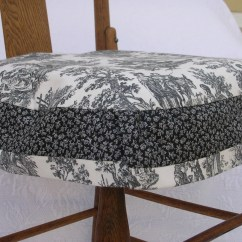 Off White Dining Chair Covers Revolving With Backrest Slipcovers For Cushions-black And Toile