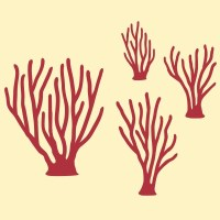 Ocean Sea Coral Wall Decals Kids Underwater by graphicspaces