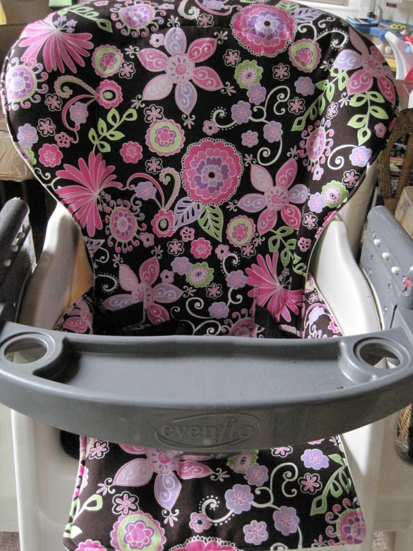 Custom EVENFLO High Chair Covers