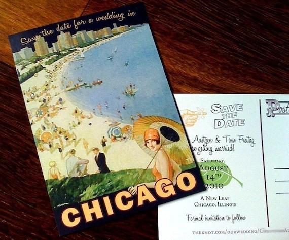 Order Save Date Postcards
