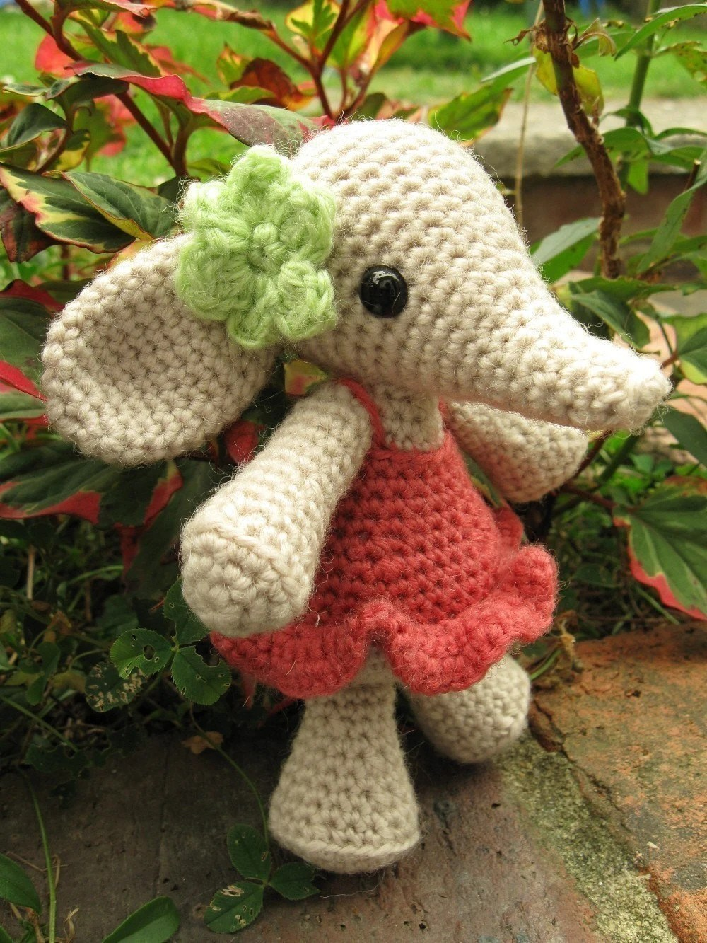 Elepaht Crochet Patterns