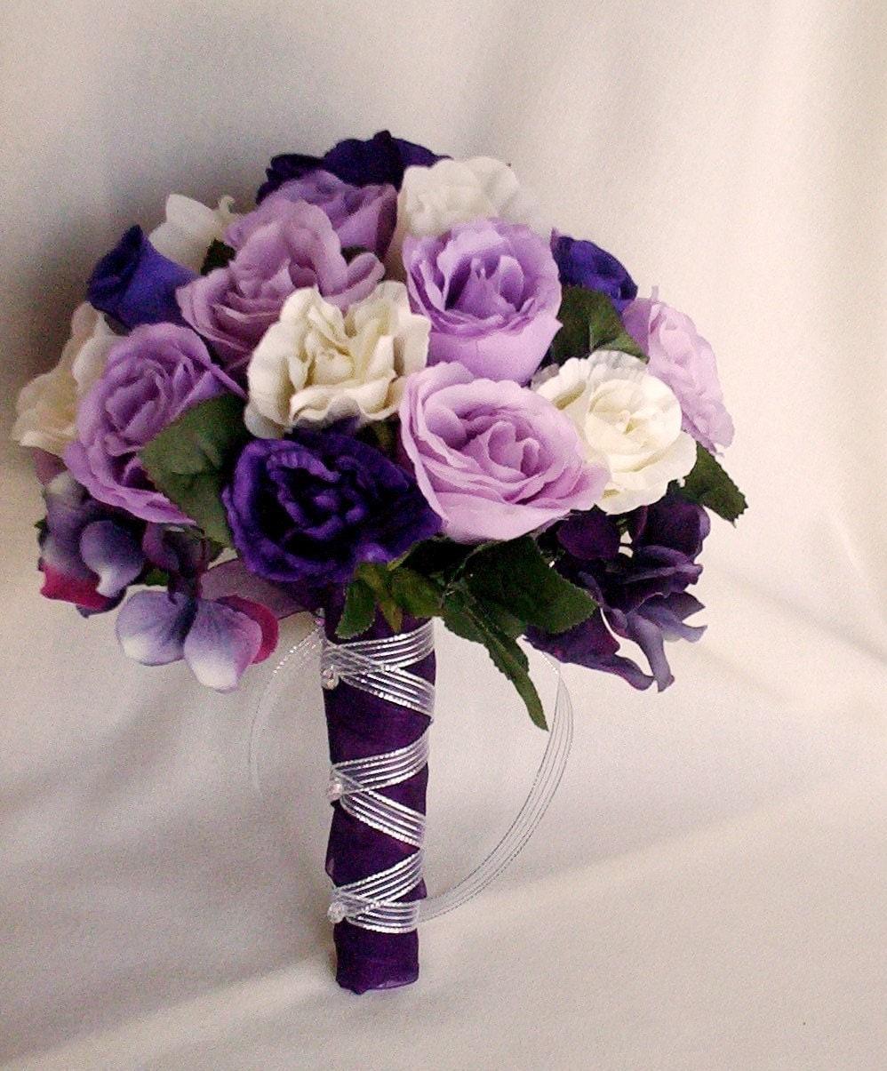 Bridal Bouquets Artificial Flowers