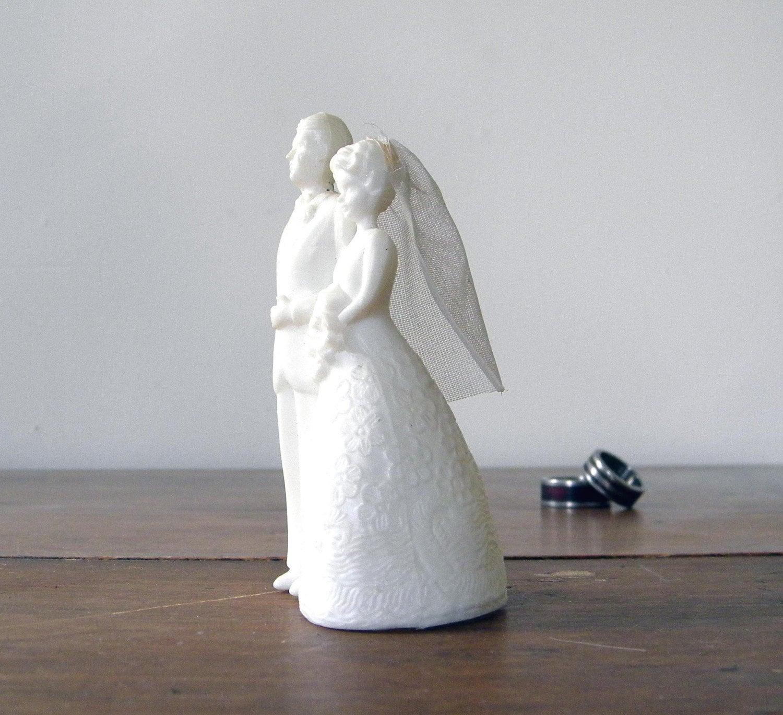Bride Plastic Rings And Groom
