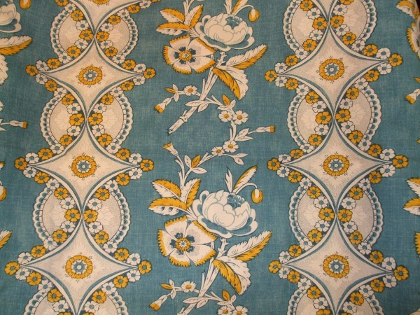 Greeff Toulon Floral Stripe 100 Cotton Lornasfrontporch