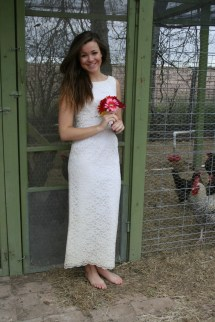Barefoot Bride Wedding