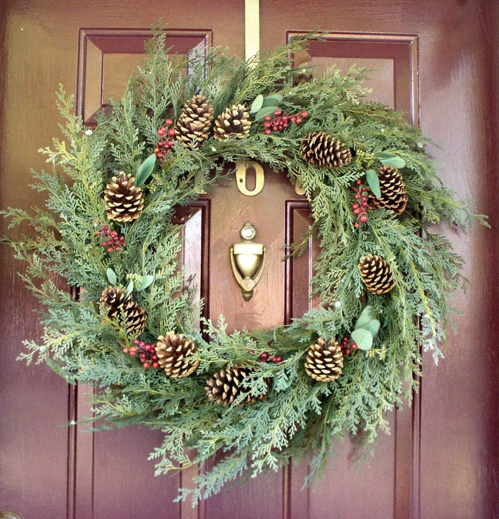 Country Wreaths Christmas