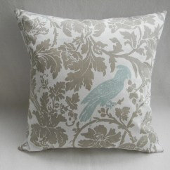Pattern For Loose Sofa Cover Wrought Iron Design Premier Prints Barber Taupe/robin Pillow By Martinisq