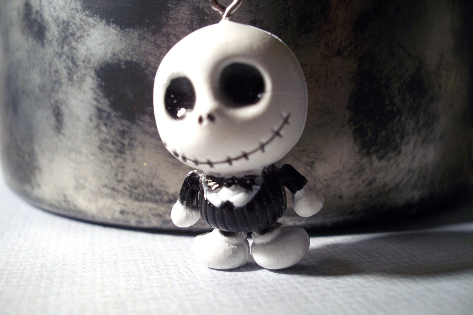 Baby Jack Skellington Nightmare Before Christmas Charm