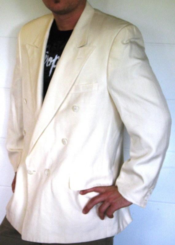 Oooh The Miami Vice Jacket by angieheartsjared on Etsy