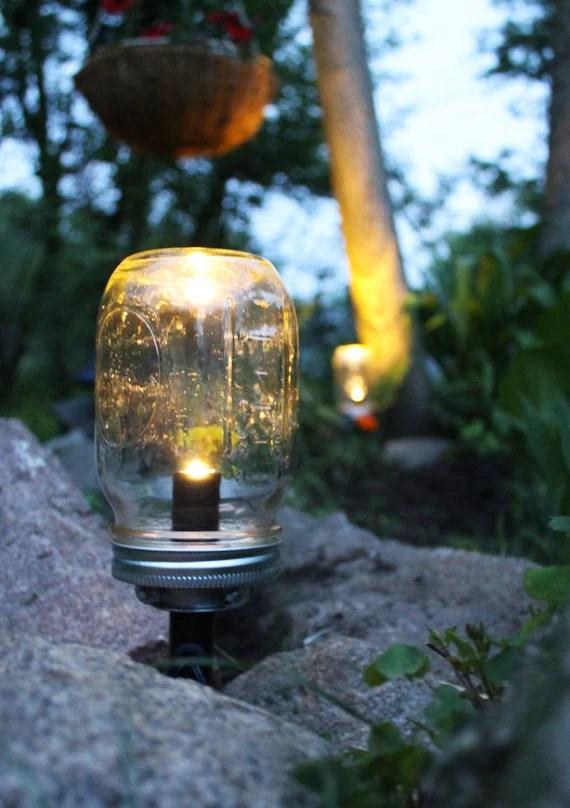 Jar Pendant Lights