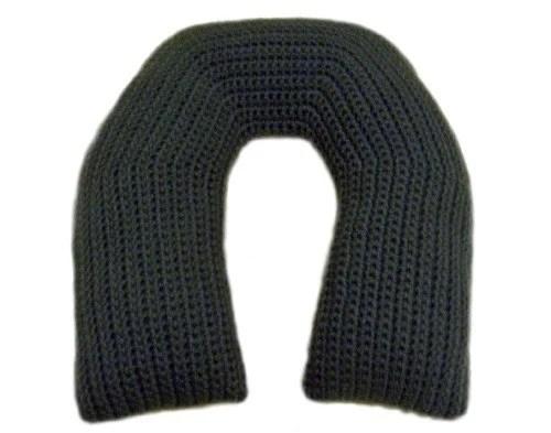 U Shaped Travel Pillow PDF Crochet Pattern by