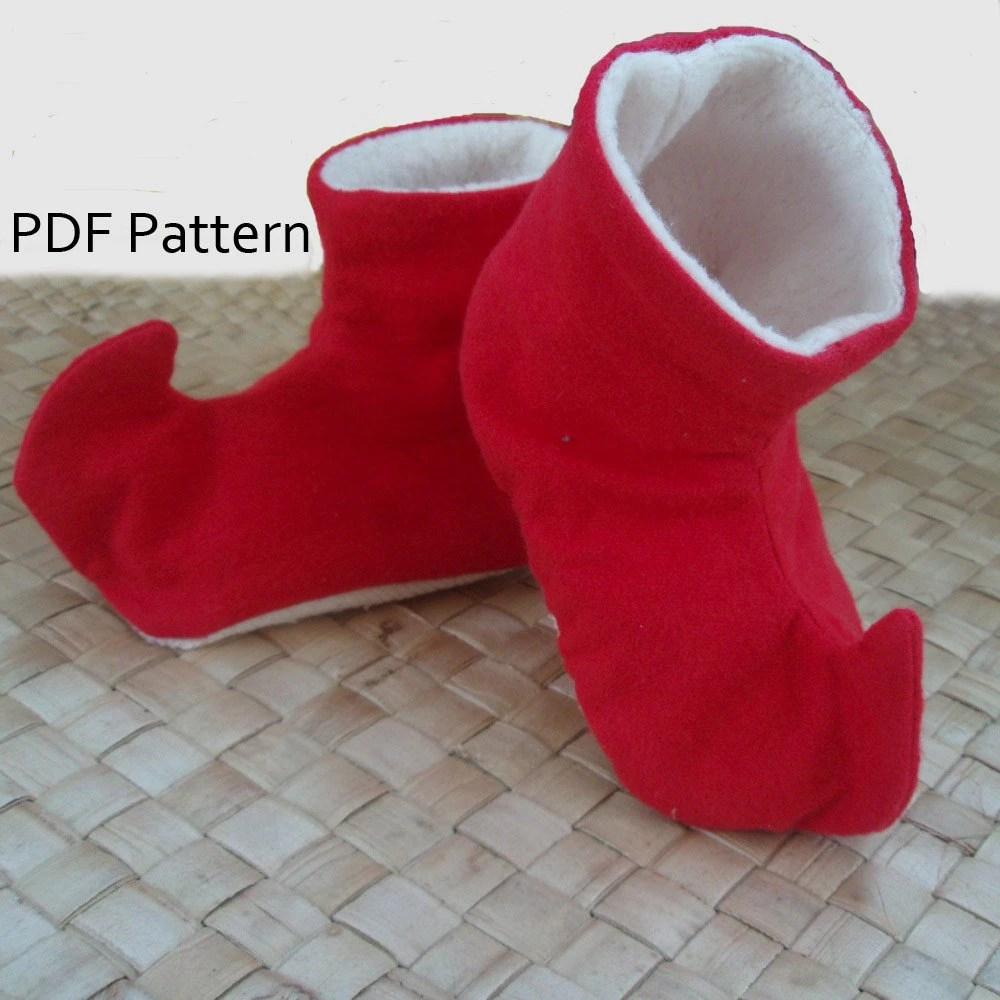 image regarding Elf Shoe Pattern Printable named 20+ Printable Dwarf Shoe Behavior Photos and Designs upon Weric